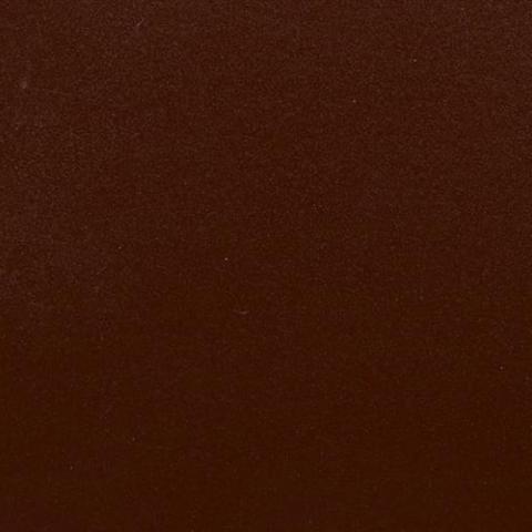 Chocoladebruin matstructuur + mat RAL 8017 Weru Afino-top