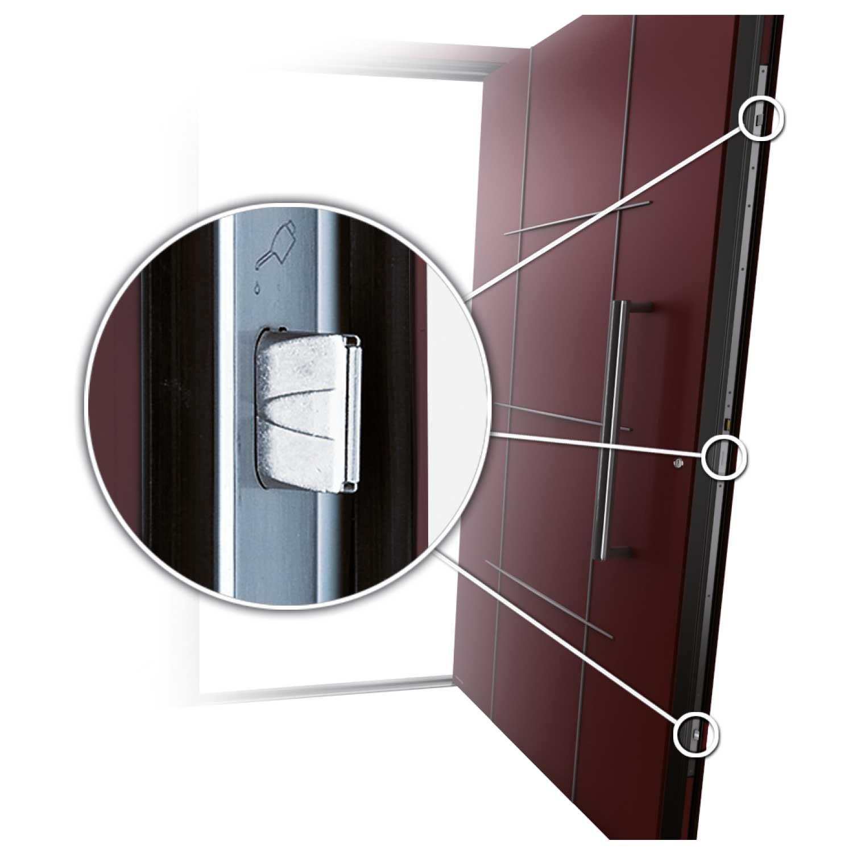 weru kunststof voordeuren weru kunststof kozijnen. Black Bedroom Furniture Sets. Home Design Ideas